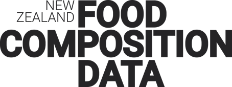 New Zealand Food Composition Database